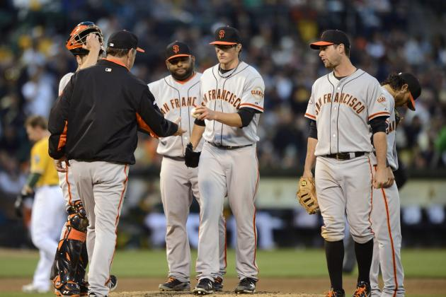 SF Giants Revert to Form in Soggy Loss to Reds