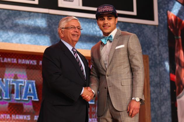 Grading Dallas Mavericks' 2013 NBA Draft Decisions