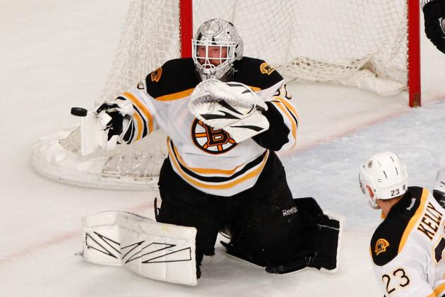 Flyers' Rumors: Philadelphia Should Not Pursue Tim Thomas