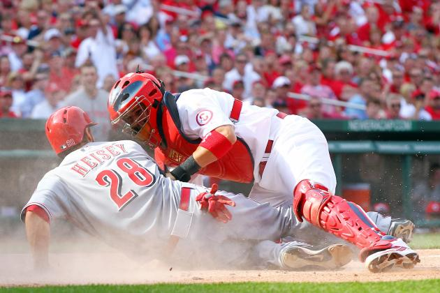 2013 MLB All-Star Game: Comparing Yadier Molina and Buster Posey