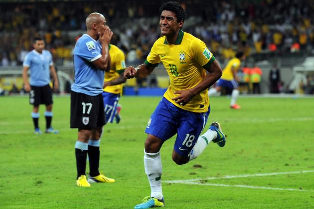 Paulinho and Sandro: Brazilian Midfield Pair Can Take Spurs to the Next Level