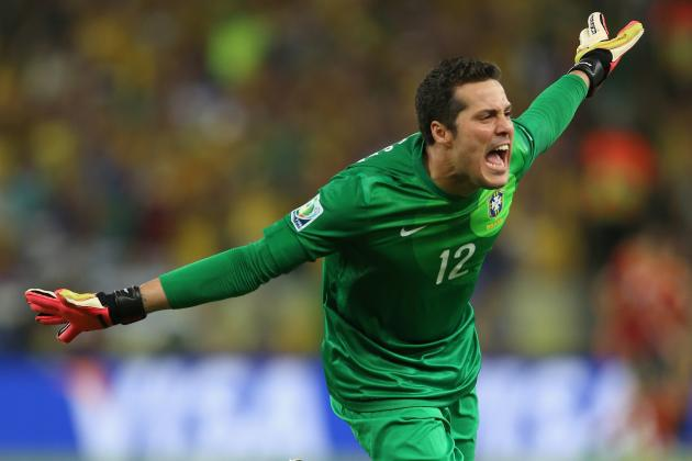 Transfer News: Arsenal Target Julio Cesar Hints at Desire to Stay in London