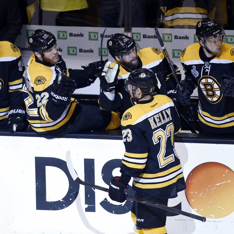 Best-Case Scenarios For Each Of The Boston Bruins' 2013