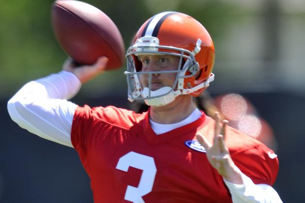 Jaws: Weeden Will Be 'rock-Solid NFL Starter' for Browns