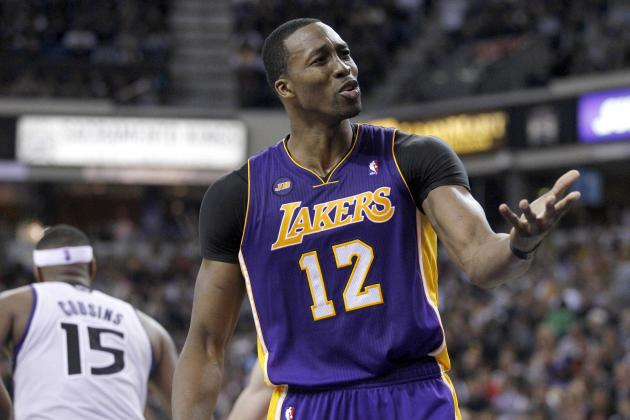 Lakers Rumors: Latest on Pursuit of Free Agent Center Dwight Howard