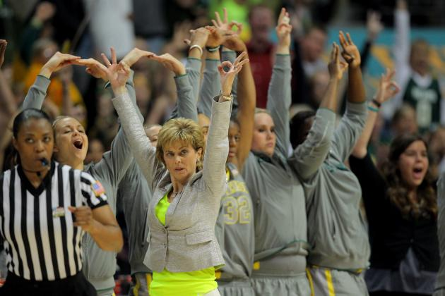 Baylor Coach Mulkey Given One-Game Postseason Suspension