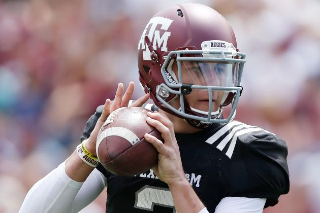 Manziel, Schmitt Named SEC Athletes of the Year