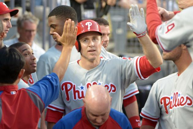 Could Chase Utley Be a Fit in KC?