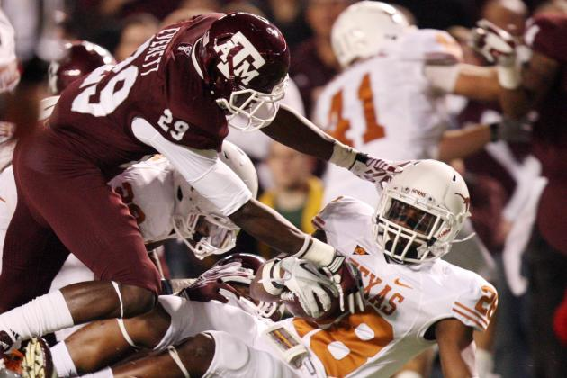 If Texas A&M's Suspended DBs Are Out vs. Alabama, Aggies Will Still Be Fine