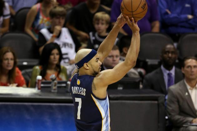 Jerryd Bayless: How Does He Affect Memphis' Salary Cap?