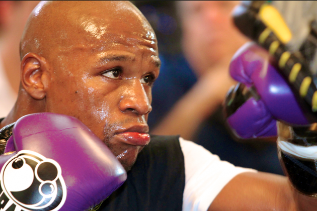 Floyd Mayweather Hints He May Fight Longer Than Previously Expected