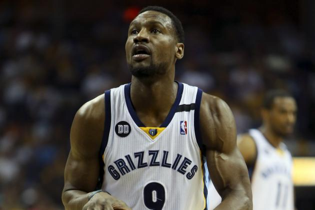 NBA Free Agency: Tony Allen Meeting with Levien and Joerger