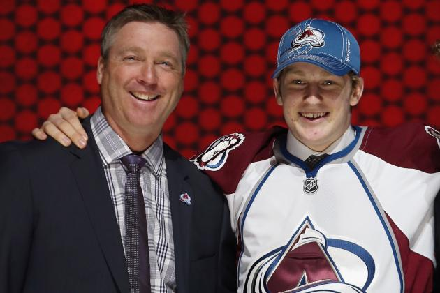 Nathan MacKinnon Eager for Ice Time After Excitement of Draft