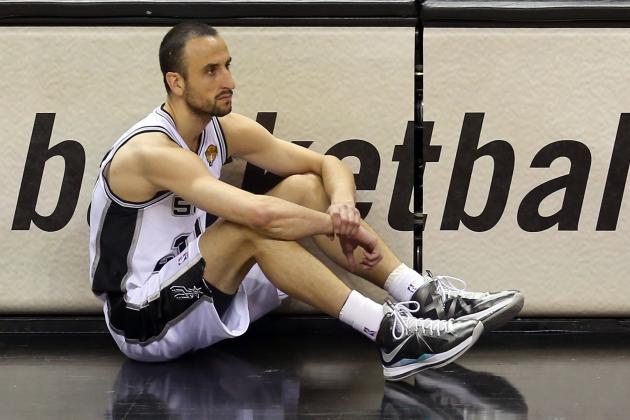 Manu Ginobili, Spurs in No Rush to Negotiate