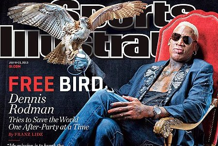 Dennis Rodman to SI: I Should Be Considered for Nobel Peace Prize