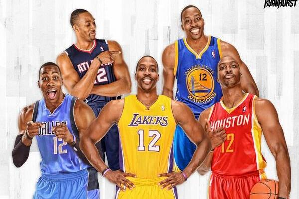 Ranking Dwight Howard's Possible Destinations By Best Fit