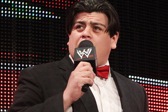 Ricardo Rodriguez Suspended by WWE for 30 Days for Violating Wellness Policy