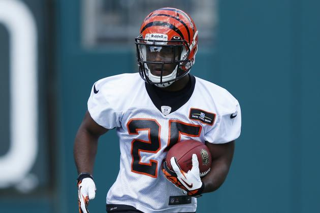 Giovani Bernard Could Play Some Receiver for Bengals