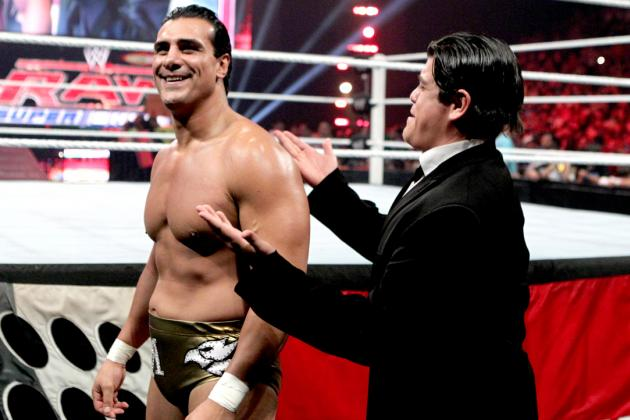 WWE Suspends Ricardo Rodriguez: What It Means for Alberto Del Rio