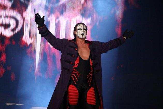 Report: Sting Potentially WWE Bound in 2014