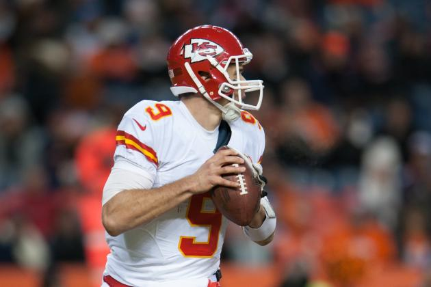 Brady Quinn Can Find Positives in KC Year