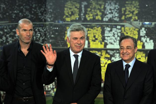Real Madrid: How Zinedine Zidane Forced Carlo Ancelotti to Change