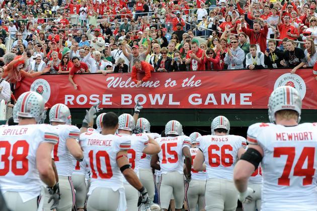 Phil Steele Predicts Alabama vs. Ohio State Title Game