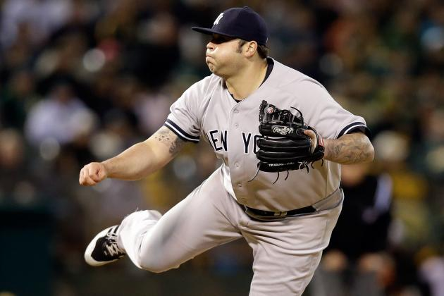 Report: Braves Interested in Joba Chamberlain