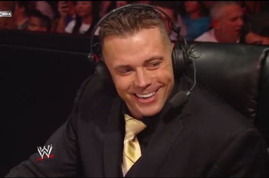 WWE: Why Alex Riley Is the Perfect Replacement for Matt Striker on Commentary