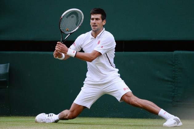 Wimbledon 2013 Schedule: Viewer's Guide to Men's Quarterfinals