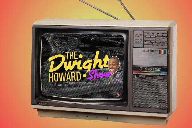 Dwight Howard Being Offered TV Show to Stay with Lakers?