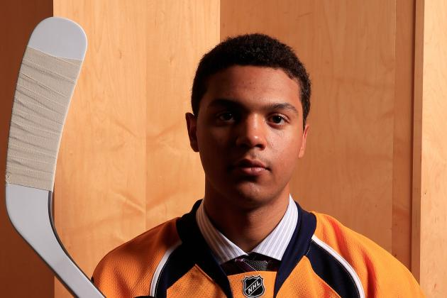 Report: Seth Jones Expected to Start Next Season with Predators