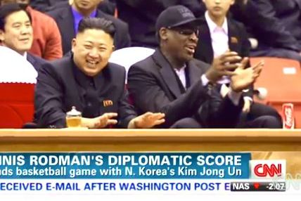 Dennis Rodman Says He Deserves Consideration for Nobel Peace Prize
