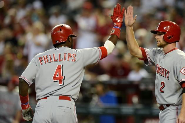 Nearly 100 Percent, Brandon Phillips Ready to Put June Behind Him