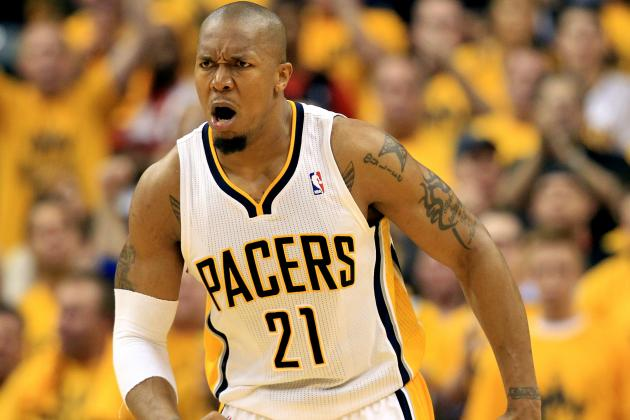 Report: Pacers Finalizing Deal on David West