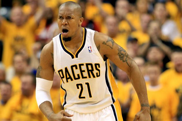 Report: Pacers Finalizing Three-Year Deal with West