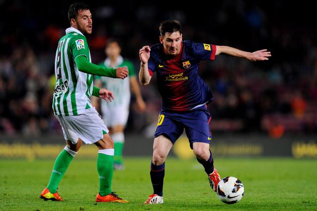 Why Lionel Messi Has the Most Dangerous Leg in World Football
