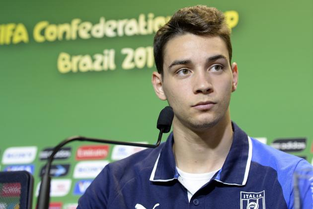 De Sciglio Hopes Fellow Starlet Stays at AC Milan