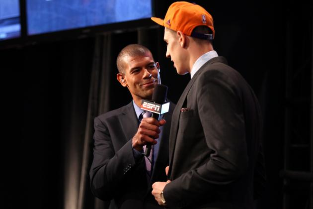 The 6 Most Awkward Shane Battier Interviews from the 2013 NBA Draft