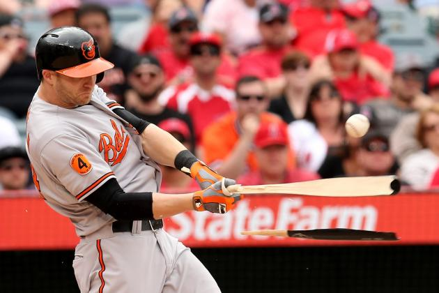 Orioles Activate Reimold off DL