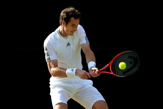 Wimbledon 2013 Schedule: Viewing Info and Predictions for Men's Quarterfinals