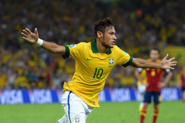 Neymar's Recent Dominance Makes Brazil Most Explosive Team on Planet