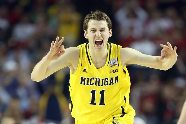 U-M Wants Stauskas to Become Ray Allen