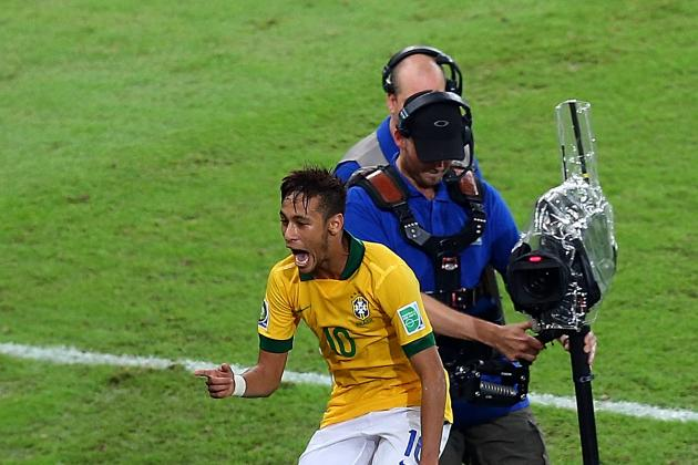 Spain vs. Brazil: Neymar Solidifies Status Amongst World's Elite with Win
