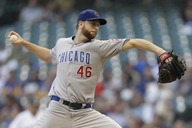 Orioles Trade Jake Arrieta and Pedro Strop to Cubs for Scott Feldman