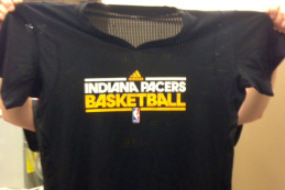 Pacers to Test Short-Sleeve Jersey at Summer League