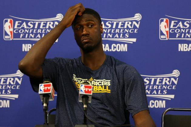Roy Hibbert Is Not a Fan of Indiana Pacers New Summer League Jersey