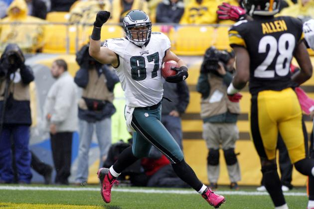 Philadelphia Eagles 2013 Season Preview: Why Two-Tight-End Sets Will Be Key
