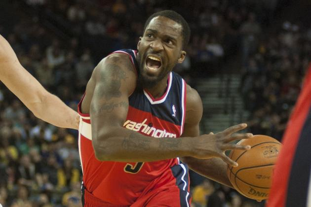 Report: Martell Webster Agrees to Re-Sign with Wizards