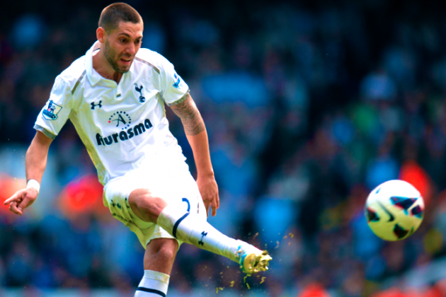 What Signing Paulinho Means for Clint Dempsey's Future at Tottenham